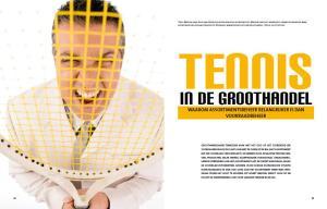 Tennis in de groothandel - image