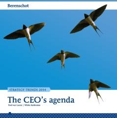 CEO's agenda (cover)